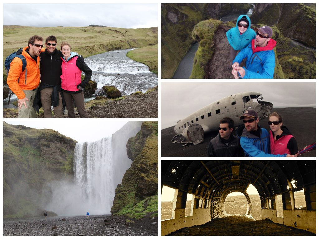 A ten day tour of iceland by pure adirondacks tiny iceland our final destination for the day was the waterfall skgafoss on the south coast of iceland at the cliffs of the former coastline sciox Images