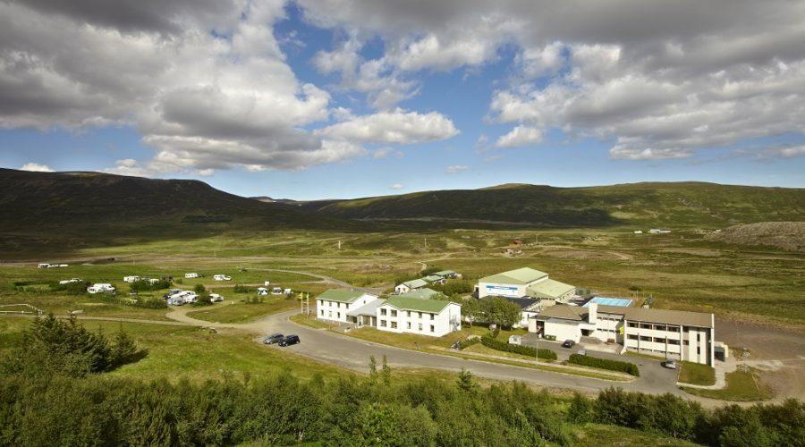[Review] Hotel Edda Laugar in Sælingsdalur, West Iceland