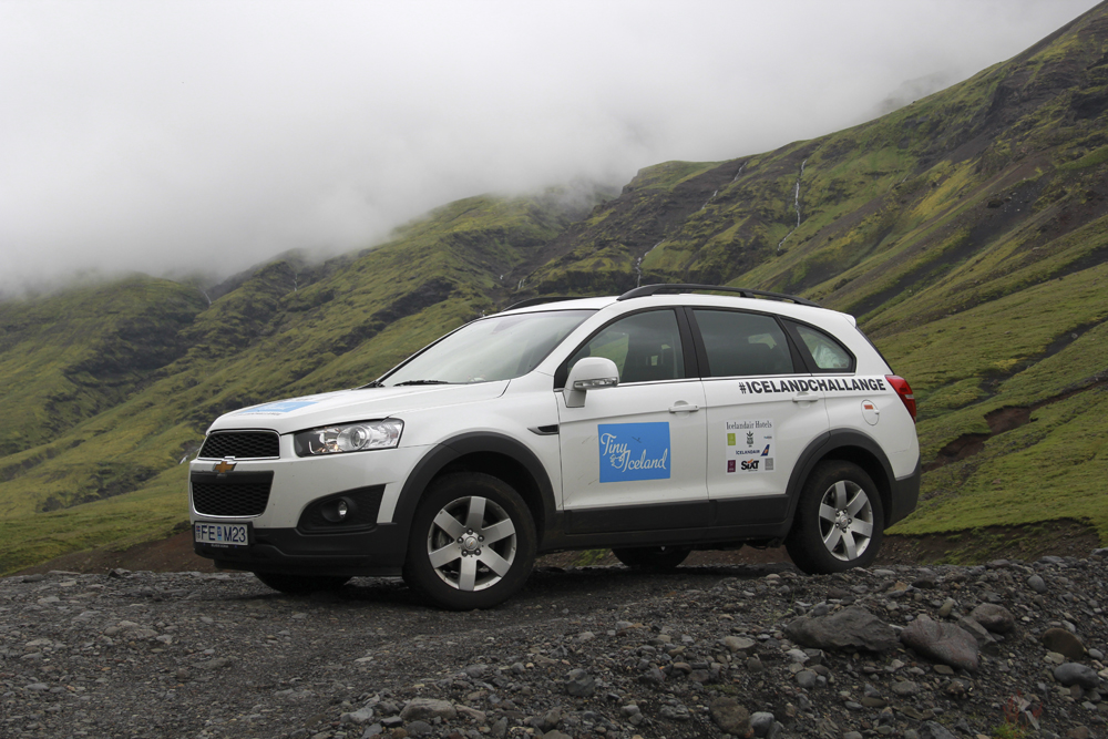 Iceland Rent A Car  Person