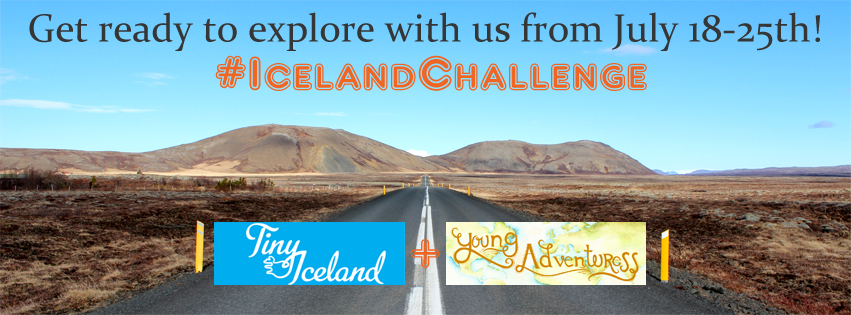 Iceland Challenge with Young Adventuress